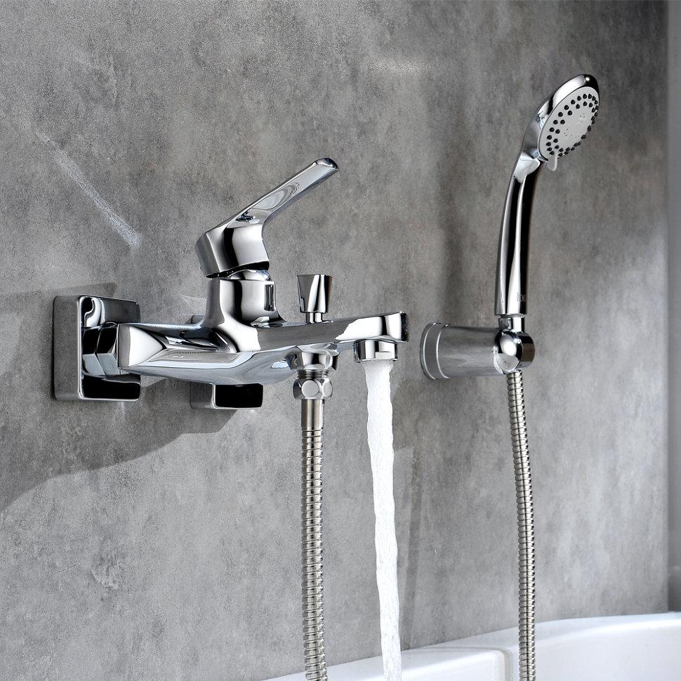 душевые смесители душем