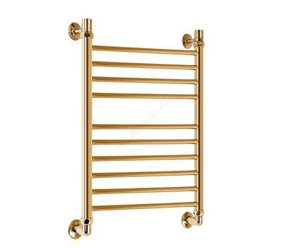 Водяной полотенцесушитель Абелон Прямая Lux 800x500 золото